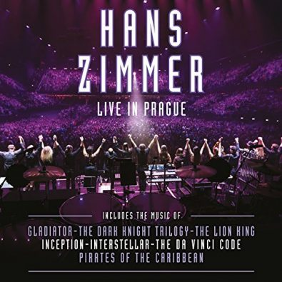 Hans Zimmer Live In Prague Released