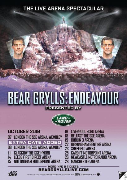 Bear Grylls Live