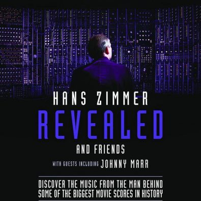 Hans Zimmer to play Dublin