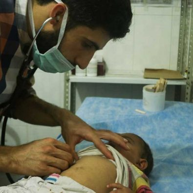 The People's Convoy: A Children's Hospital for Aleppo