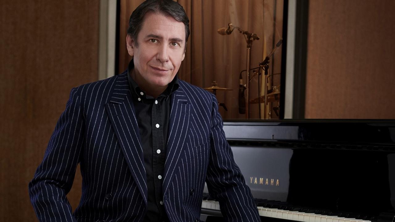 JOOLS HOLLAND HITS THE ROAD