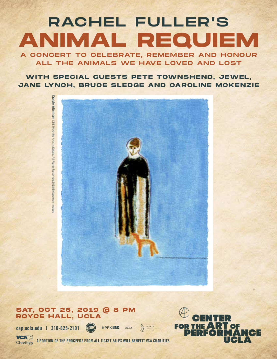Rachel Fuller's Animal Requiem To Be Performed in Los Angeles